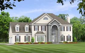 Vicksburg by apex modular homes two story floorplan for House plans under 200 000