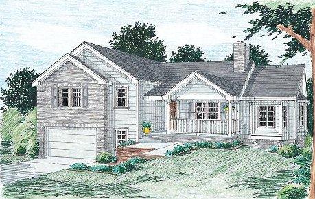 Timber Ridge by Excel Modular Homes Split Level Floorplan – Split Level Modular Homes Floor Plans