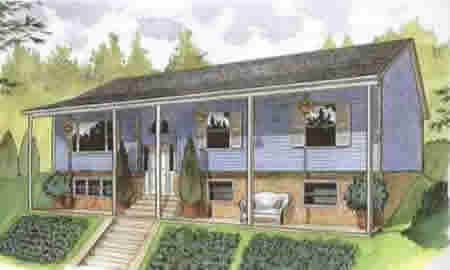 Modular home bi level modular homes for Bi level house plans