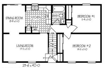 C096021 2 by hallmark homes cape cod floorplan for Hallmark homes floor plans