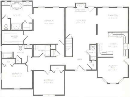 hallmark homes floor plans house design plans