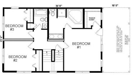 T169933 1 by hallmark homes two story floorplan for Hallmark homes floor plans