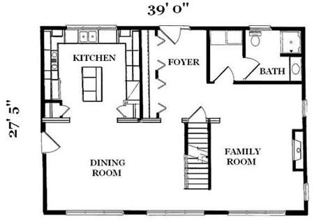 T214522 1 by hallmark homes two story floorplan for Hallmark homes floor plans