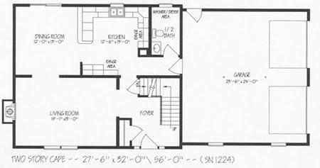T215233 1g by hallmark homes two story floorplan for Hallmark homes floor plans