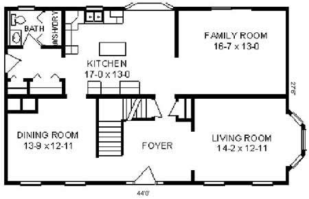 2500 square feet open floor plans thefloors co for 2500 sq ft ranch house plans