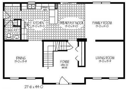 T247633 1 by hallmark homes two story floorplan for Hallmark homes floor plans