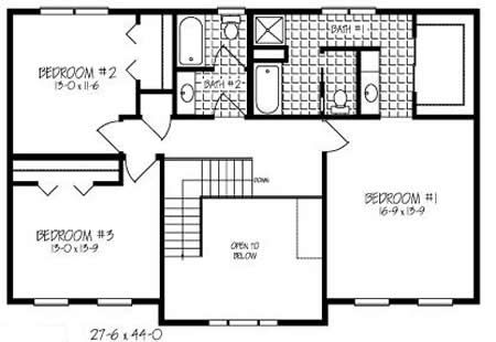 Modular Home Open Floor Plan Modular Homes