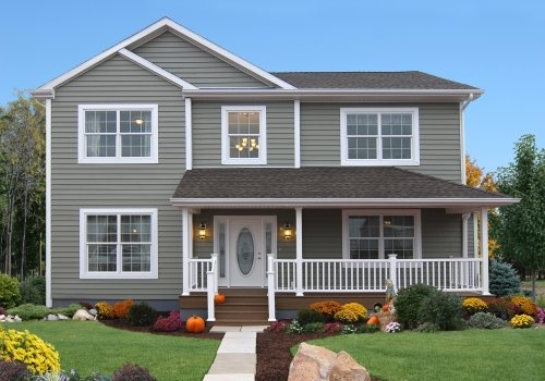 Ns311a excalibur by mannorwood homes two story floorplan for 2 story house price