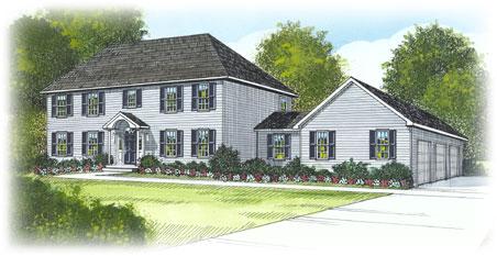 Modular home penn lyon modular home floor plans for Garage lyon 2