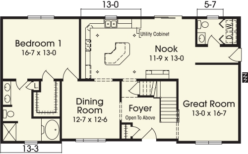 Simplex Modular Homes Asheville Two Story Description Seeking A Rambling  Home With Ample Storage Space? Then Possibly The Asheville Two Story Floor  Plan ...