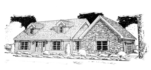 The Bar Harbor Cape Cod Design From Simplex Modular Homes Is A Lovely Traditional Home With Lots Of Architectural Interest And Very Attractive
