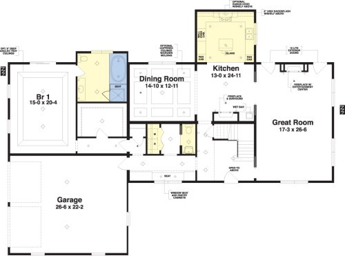 Modular Homes Floor Plans And Prices >> Berkshire by Simplex Modular Homes Cape Cod Floorplan
