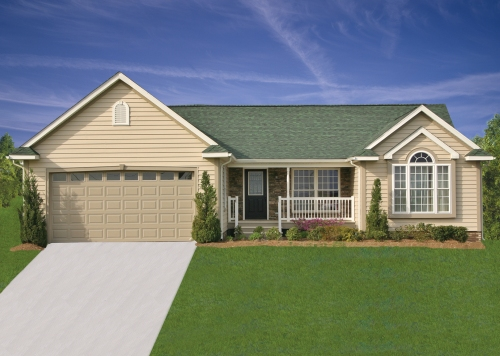 Christina by simplex modular homes ranch floorplan for Modular ranch plans