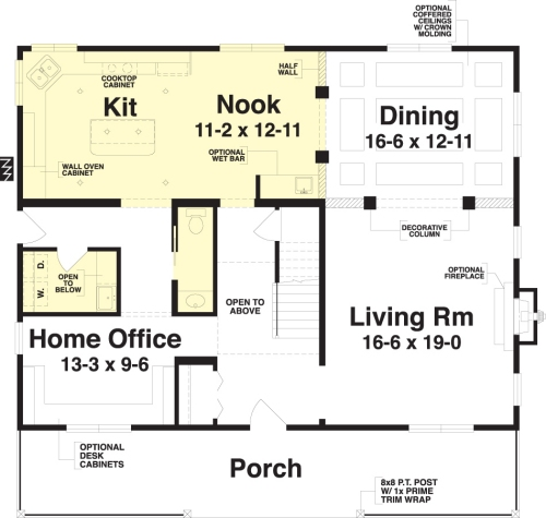 Hyannis By Simplex Modular Homes Cape Cod Floorplan