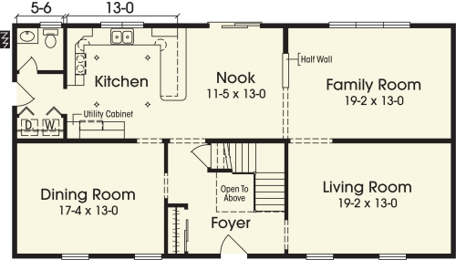Fresh This is two story house plans with a total of 2860 square foot area It has 4 bedrooms and 2 1 2 bathrooms The ground floor Trending - Elegant two floor bed Fresh