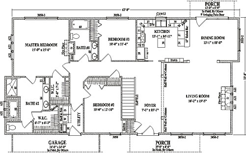 alfa img showing gt large bungalow floor plans