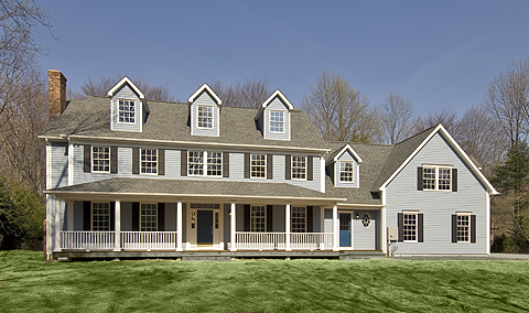 Custom Colonial 4 By Westchester Modular Homes Two Story