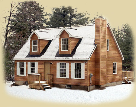 Falmouth by westchester modular homes cape cod floorplan for Modular cape cod homes