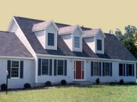 Cape Cod Modular Home Floorplans