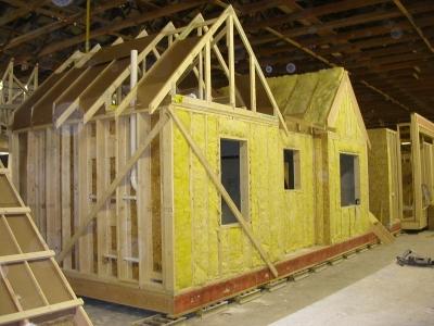 modular roof trusses