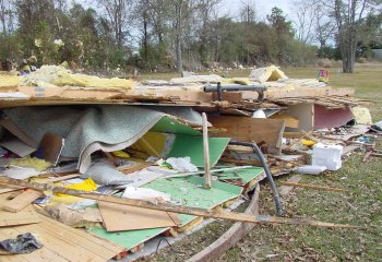Mobile Homes 2500% More Deadly In Tornadoes